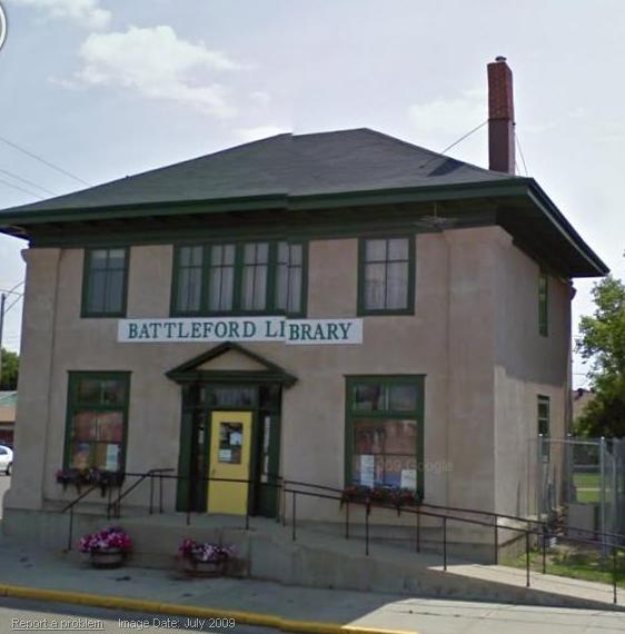 Battleford Branch Library